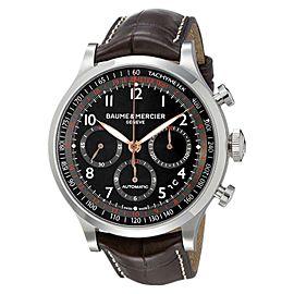 Baume & Mercier BMMOA10067 Brown Capeland Analog Display Automatic Men's Watch
