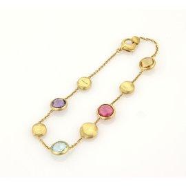 Marco Bicego Jaipur 18K Yellow Gold & Multi-Color Gemstones