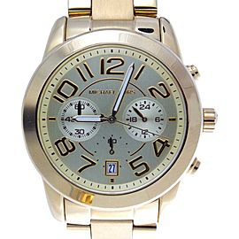 Michael Kors MK5726 Gold Plated Stainless Steel Bracelet Quartz Women's Watch