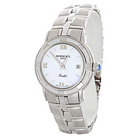 Raymond Weil Parsifal 9441 Roman Number White Dial Stainless Steel Watch