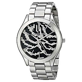 Michael Kors Slim Runway MK3314 Zebra Dial Watch