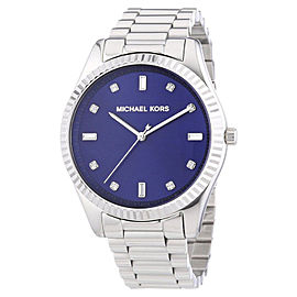 Michael Kors MK3225 Blake Blue Dial Stainless Steel Women's Watch