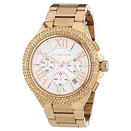 Michael Kors Camille MK5636 Rose Gold-Tone Stainless Steel Women's Watch