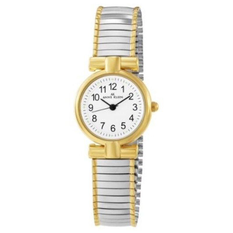 "Image of ""Anne Klein 10/6961Wttt Two-Tone Stainless Steel 25mm Watch"""