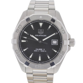 Tag Heuer Aquaracer Calibre 5 WAY2110 Stainless Steel Automatic 40mm Mens Watch