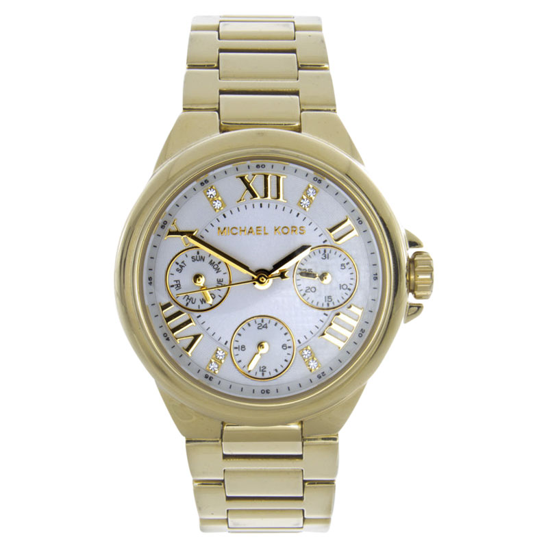 "Image of ""Michael Kors Mk5759 Gold Plated Stainless Steel 33mm Womens Watch"""