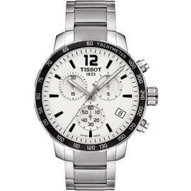 Tissot T095.417.11.037.00 Stainless Steel Quartz 42mm Mens Watch