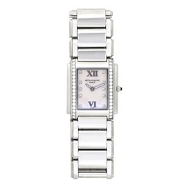 Patek Philippe Twenty-4 4910-10A-011 Stainless Steel 25mm Womens Watch