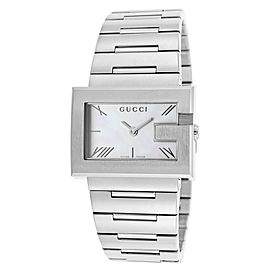 Gucci YA100506 Stainless Steel 31mm Womens Watch