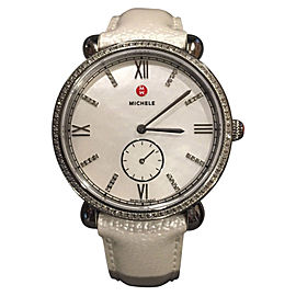Michele Gracile MWW26A000012 Stainless Steel 36mm Womens Watch