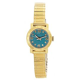 Marc By Marc Jacobs MBM3229 Gold Tone Stainless Steel 20mm Womens Watch
