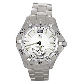 Tag Heuer Aquaracer WAF1011 Stainless Steel 44mm Mens Watch