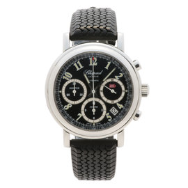 Chopard Mille Miglia 8331 Stainless Steel Black Dial 38mm Mens Watch