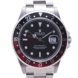 Rolex GMT-Master II 16710 Stainless Steel 40mm Mens Watch