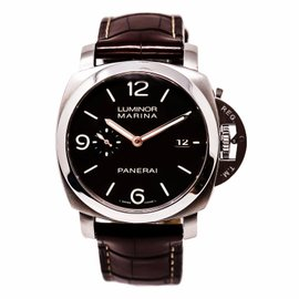 Panerai Luminor Marina PAM00312 Stainless Steel 44mm Mens Watch