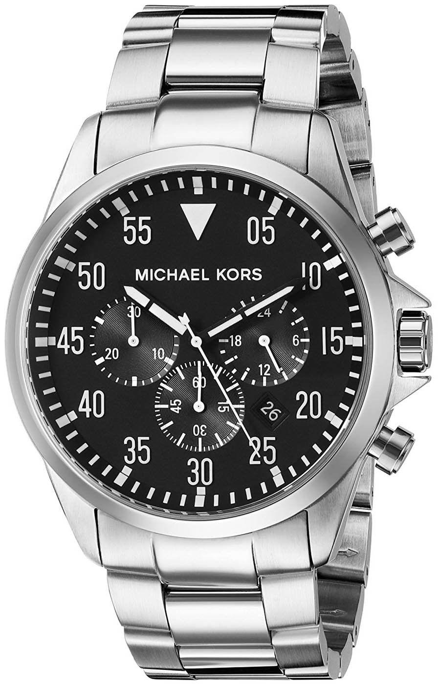 "Image of ""Michael Kors Mk8413 Stainless Steel 45mm Womens Watch"""