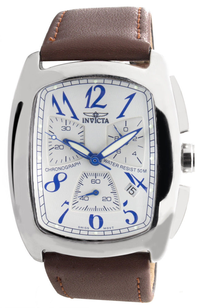 """Image of """"Invicta 9899 Stainless Steel 34mm Mens Watch"""""""