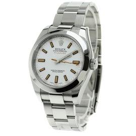 Rolex Milgauss 116400 Stainless Steel 40mm Mens Watch