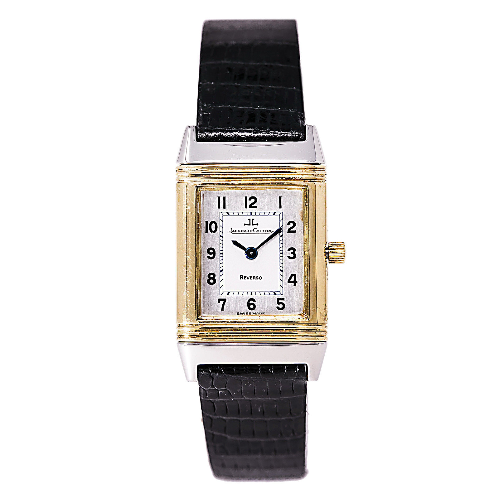 "Image of ""Jaeger LeCoultre Reverso 260.5.08 Stainless Steel/18K Yellow Gold &"""