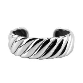 David Yurman 925 Sterling Silver Cable Bracelet