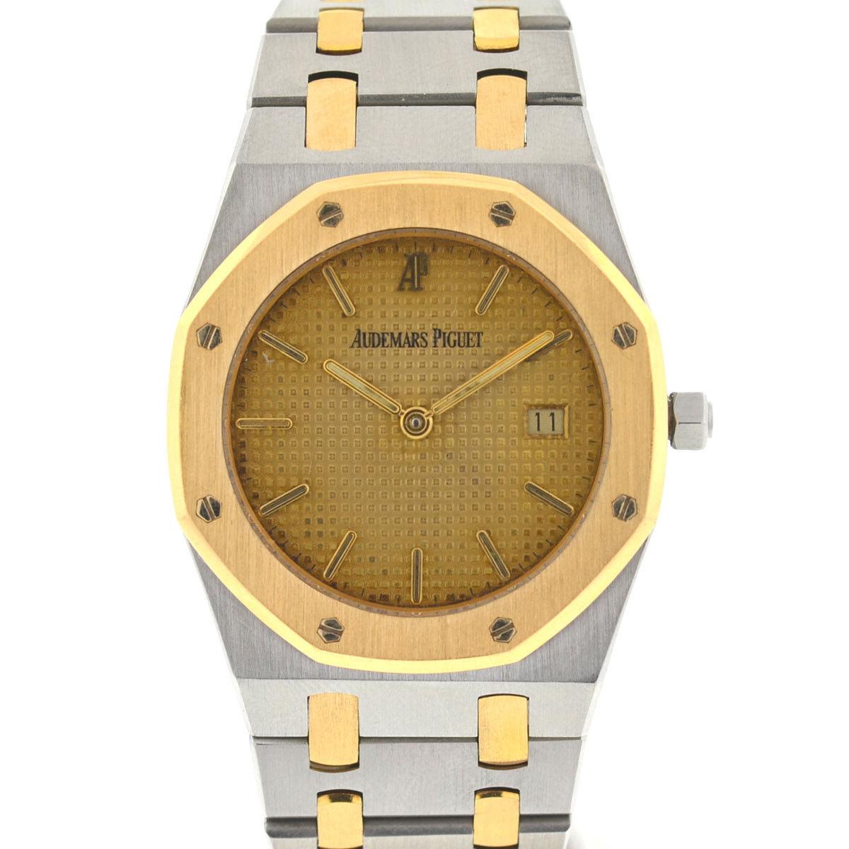 "Image of ""Audemars Piguet Royal Oak 5398 Stainless Steel & 18K Yellow Gold"""