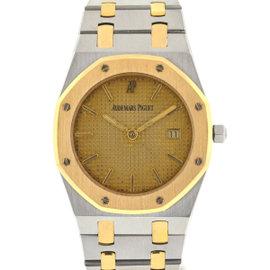 Audemars Piguet Royal Oak 5398 Stainless Steel & 18K Yellow Gold Quartz 37mm Unisex Watch