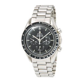 Omega Speedmaster 145.022 78 Stainless Steel Automatic 40mm Mens Watch