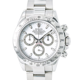 Rolex Daytona 116520 Stainless Steel Automatic 40mm Mens Watch