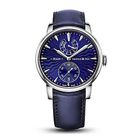 Royal Eight-Day Royal Navy Blue Watch