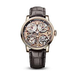 Royal Tourbillon Chronometer No.36 Rose Gold Watch