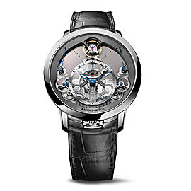 Instrument Time Pyramid Steel Watch