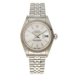 Rolex Datejust Stainless Steel Unisex Watch