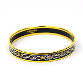 Hermes Metal Material Bangle Bracelet