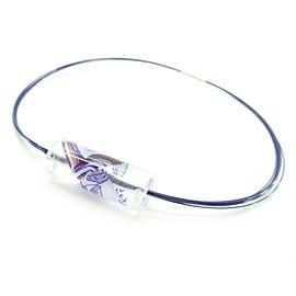 Hermes Plastic Necklace