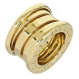 Bulgari 18K Yellow Gold One Necklace Top Charm