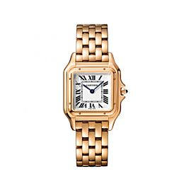 Cartier Panthere de WGPN0007 18K Rose Gold 27mm Womens Watch
