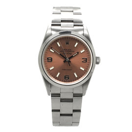 Rolex Air-King 1400M Stainless Steel & Copper 34mm Watch