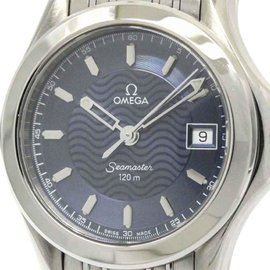 Omega Seamaster 120M Stainless Steel 28mm Watch