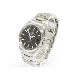 Omega Seamaster Aqua Terra Stainless Steel 39mm Watch