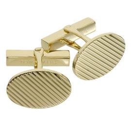 Tiffany & Co. 14K Yellow Gold Cufflinks