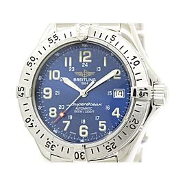 Breitling Super Ocean Steel Automatic 41mm Watch