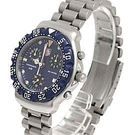 TAG Heuer 2000 Formula 1 Chronograph Steel Quartz 38mm Watch