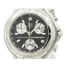 Tag Heuer 6000 CH1114 Chronograph Stainless Steel 40mm Mens Watch