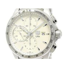 Tag Heuer Link CAT2011 Stainless Steel Automatic 43mm Mens Watch