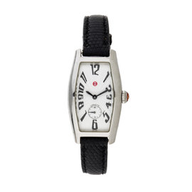Michele Coquette Sterling Silver 20mm Womens Watch