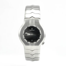 Tag Heuer Alter Ego WP1310 BA0750 Black Dial Stainless Steel Women's Watch