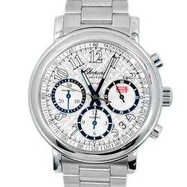 Chopard 8331 Miglia Stainless Steel Silver Dial Automatic Men's Watch