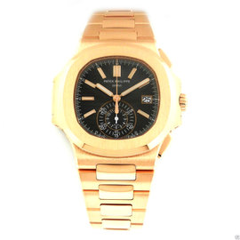 Patek Philippe Nautilus 5980/1R 40.5mm 18K Rose Gold Watch