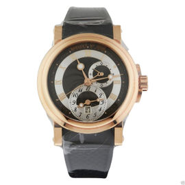 Breguet Marine Automatic Dual Time 5857br/z2/5zu Rose Gold Watch