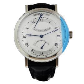 Breguet Classique Retrograde Seconds 5207bb/12/9v6 18K White Gold 39mm Watch
